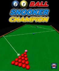 21 Ball Snooker Champion